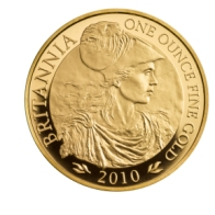 br10gset   2010 uk britannia 1oz gold proof coin reverse - The first ever UK £1,000 Coin