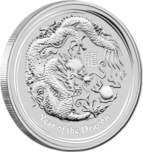 2012 year of dragon silver - Unprecedented demand forces major world Mint to halt coin production