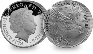m406 2012 uk olympic 5oz  low res - First ever United Kingdom 5oz Silver Coin revealed