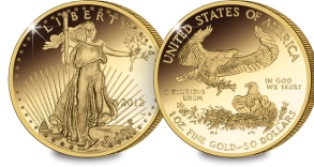 m474 us 1oz eagle lowres - 2012 Gold Proof Eagles now sold out at United States Mint
