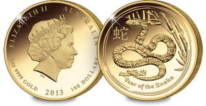 m860 aus yr of snake 1oz lowres - Discover how 30,000 Gold Year of the Snake coins sold out over two months before Chinese New Year
