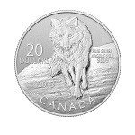 wolf2 env - Eighth Coin In Canadian $20 Silver Coin Series Revealed
