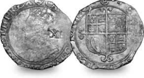 charles i shilling - Hoard of English Civil War silver coins declared treasure
