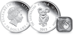 2013-Aus-Koala-Platinum-with-mintmark
