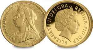 gold sovereigns - Why today is a once in lifetime moment