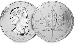 sml - 25th Anniversary collectors miss out on Silver Maple Leaf