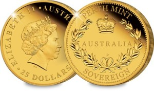 imagegen - Are Australia's Quarter Ounce Gold Coins the next collecting phenomenon?