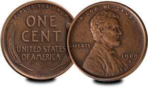 """lincoln penny obvrev - The most lucrative """"hobby investments"""" over 10 years"""