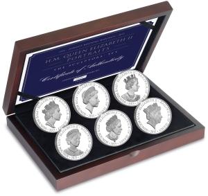 The Silver Sculptors' Set