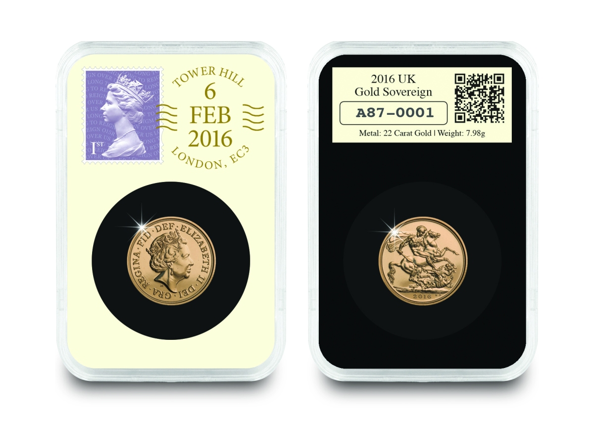 a6c 2016 gold sovereign 3 - The fastest sell-outs of 2015… and my tips for 2016