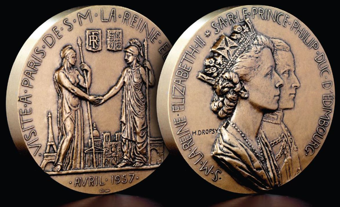 560v mdp medal - What makes a coin worth $10m?