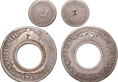 holey dollar - Australia's most iconic coins go under the hammer