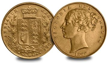 qv sov - Rare Coin Index beats the stock market