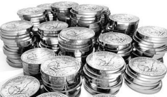 silver coins - Silver surge: Demand increasing amidst supply drop forecast