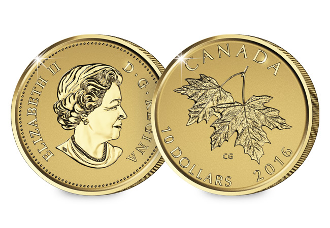 2016 maple coin - 100kg gold coin goes on sale… for £3.8m
