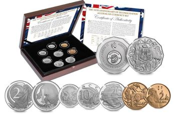 p097 complete set - Australia releases its first ever Quarter