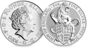 602n - The new United Kingdom £5 Coin that no-one seems to know about...