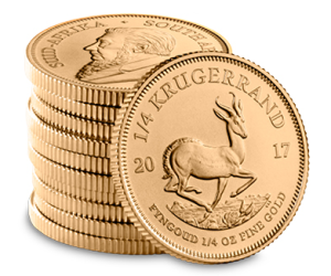 krugerrand stack - The Expert Guides Series: Your Guide to Collecting from International Mints