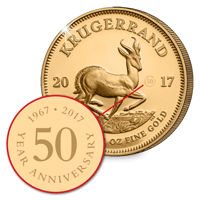 pu gold krugerrand image 200x200 - The world's most popular gold bullion coin turns 50 and how you can WIN one